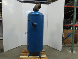 Steel 120 Gallon Vertical Compressed Air water Receiver Tank
