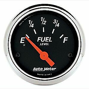 Auto Meter 1424 Gauge Fuel Level