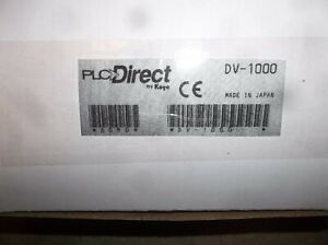Plc Direct Dv 1000 Direct View 1000 Timer counter Access Panel Automation Direct
