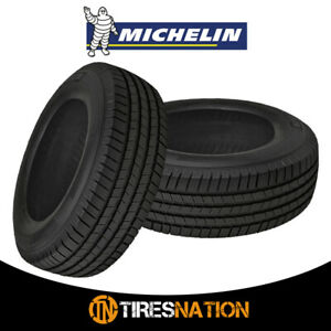 2 New Michelin Defender Ltx M S 215 55r16xl 97h Tires