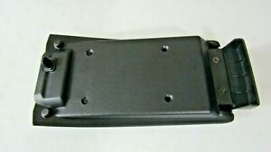 2000 2003 Nissan Maxima Center Console Arm Rest Lid Trim Panel Black Oem Used