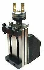 Tool Post Lathe Mini Milling Vertical Slide Bed Size 95mm X 50 Mm New Boxed