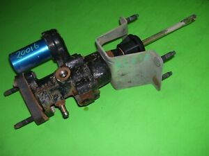 98 Dodge Ram Cummins Diesel Hydraulic Brake Booster Hydrobooster Rear Drum