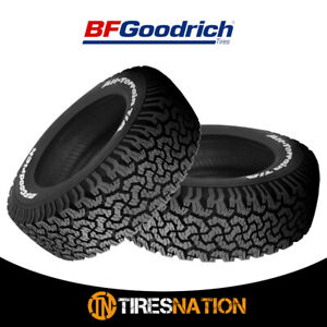 2 New Bf Goodrich All Terrain T a Ko2 265 70 17 112 109s Traction Tire
