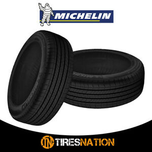 2 New Michelin Primacy Mxv4 255 35r18xl 94h Tires
