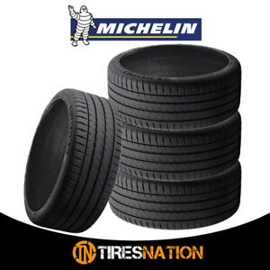4 New Michelin Pilot Sport Ps4 315 35zr20xl 110 Y Tires