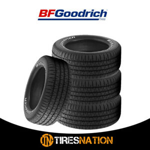 4 New Bf Goodrich Radial T a Rwl P225 60r15 95s Rwl Tires