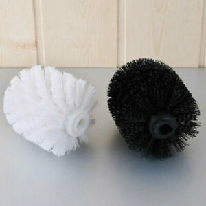 2pcs Universal Holder Cleaning Tool Toilet Brush Head Bathroom Replacement Parts