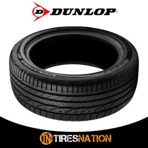 1 New Dunlop Signature Hp 205 55 16 91v All season Performance Tire