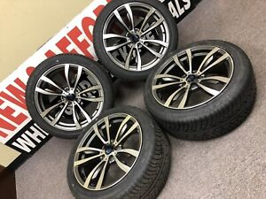 20 20 Inch Staggered Wheels Fit Bmw X5 E70 F15 Bmw X6 X5m Rims tires