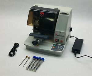 Gravograph M20 Rotary Jewel Steel Plate Engraver Mill Engraving Machine W Ps