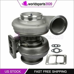 Turbocharger Turbo For Airwerks S400sx4 Turbo 75mm t6 twin Scroll 1 32 A r