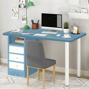 Office Computer Desk Study Writing Table Office Desk Workstation Home Furniture