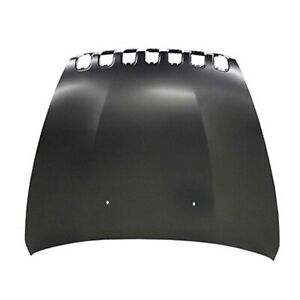 New Hood Panel Direct Replacement Fits 2014 2018 Jeep Cherokee