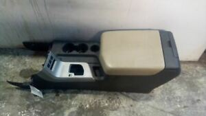 07 09 Tundra Center Console Armrest Lid Storage Top Cup Holder Lower Trim7570552
