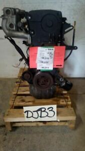 Engine 2 0 Liter Vin D 8th Digit 4 Cylinder Fits 04 08 Tiburon 7342436