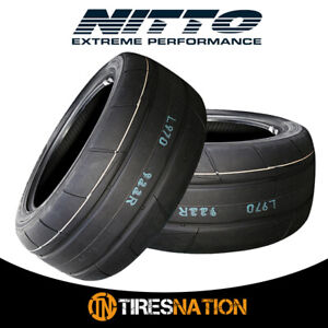 2 New Nitto Nt05r 305 35 19 00 Max Performance Tire