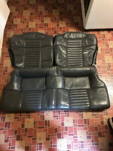 Toyota Celica Supra Oem Rear Leather Seat Covers