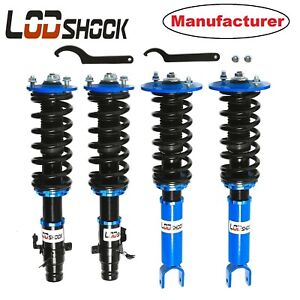 Coilovers Suspension Kit For Honda Accord 90 97 Ex lx dx se Shock Absorbers