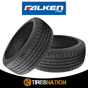 2 New Falken Azenis Pt722 245 40r17 91v Premium Performance Touring Tires