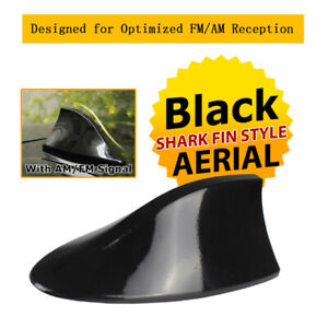 Shark Fin Antenna Votex Stereo Car Signal Radio Aerial For 2006 2020 Ford Fusion