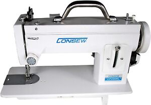 Consew Cp206rl Portable Walking Foot Machine New Style