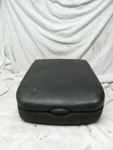 2009 2012 Dodge Ram 1500 Armrest Arm Rest Center Console Jump Seat Black Leather