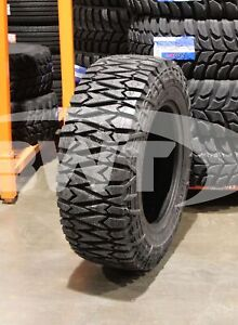 4 New Tri Ace Pioneer 285 65r18 M t Mud Tires 125q Lre Bsw 2856518 285 65 18