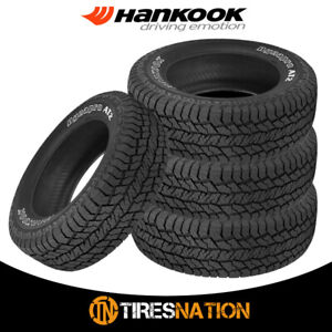 4 New Hankook Dynapro At2 Rf11 275 55r20 113t Tires