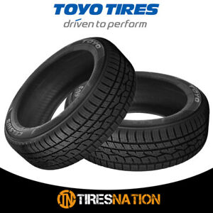 2 New Toyo Celsius Pcr 245 45 18 100v All season Traction Tire