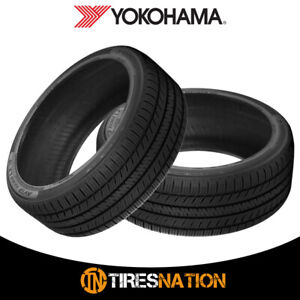 2 New Yokohama Avid Ascend Lx 205 55r16 4 91h Tires