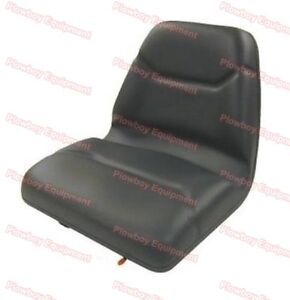 Tms111bl Michigan Style Seat For Ford Case Compact Tractor Yanmar Kubota Massey