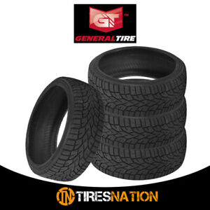 4 New General Altimax Arctic 12 215 45r17xl 91t Tires