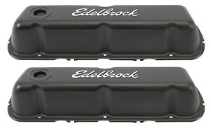 Edelbrock 4603 Valve Cover Black