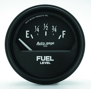 Auto Meter 2315 Gauge Fuel Level