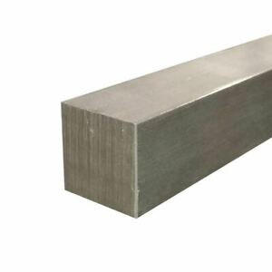 17 4 Stainless Steel Square Bar 1 1 2 X 1 1 2 X 12