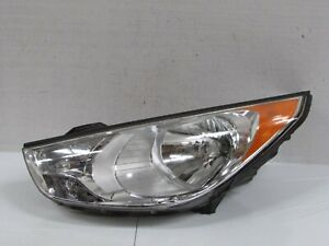 2010 2011 2012 2013 Hyundai Tucson Factory Oem Left Drivers Headlight R1