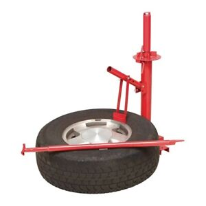 Tire Bead Breaker Tool Mounting Home Shop Auto Diy Manual Portable Hand Changer
