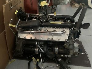 1935 Lincoln V 12 Engine Running Driving Previously Rebuilt Condition