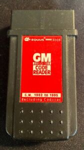 Equus 3008 Gm 1982 To 1995 Code Reader Adapter Pre Owned