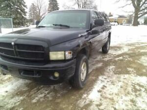 Power Brake Booster With P265 75r16 Tires Fits 00 01 Dodge 1500 Pickup 3394483