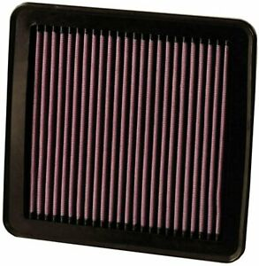 K n Engine Air Filter High Performance Premium Washable Replacement
