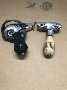 1940s 1950s Unity Spotlight Handles Lot Of 2 Chevy Ford Gm