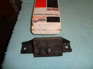 Nos New Vintage Ford Mustang Falcon Fairlane Motor Mount 1960 s Parts 31 2220