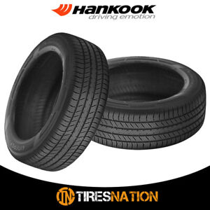 2 New Hankook Kinergy St H735 195 75r14 92t Touring All Season Tires
