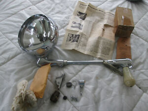 Nos 1950 1951 Mercury Lincoln Factory Spotlight Unity S 6l Fits 1949 Also Nice