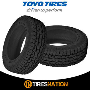 2 New Toyo Open Country A t Ii Xtreme 305 55 20 121 118s All terrain Tire