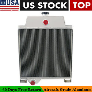 Oem At20797 Tractor Radiator Fit John Deere Jd300 Jd301 920 1020 1120