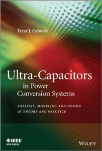 Grbovic ultra capacitors uk Import Bookh New