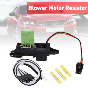 A C Blower Motor Resistor W Wire Harness For 03 06 Chevrolet Avalanche 1500 2500